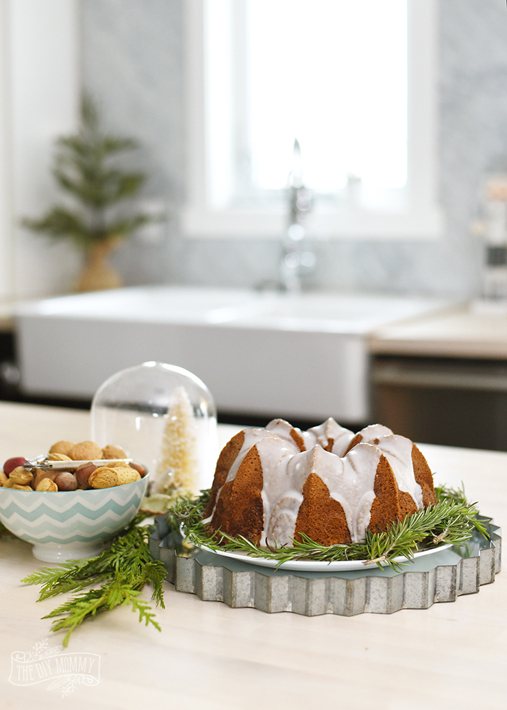 German marble bundt cake recipe