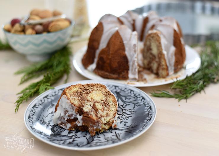 German marble bundt cake recipe