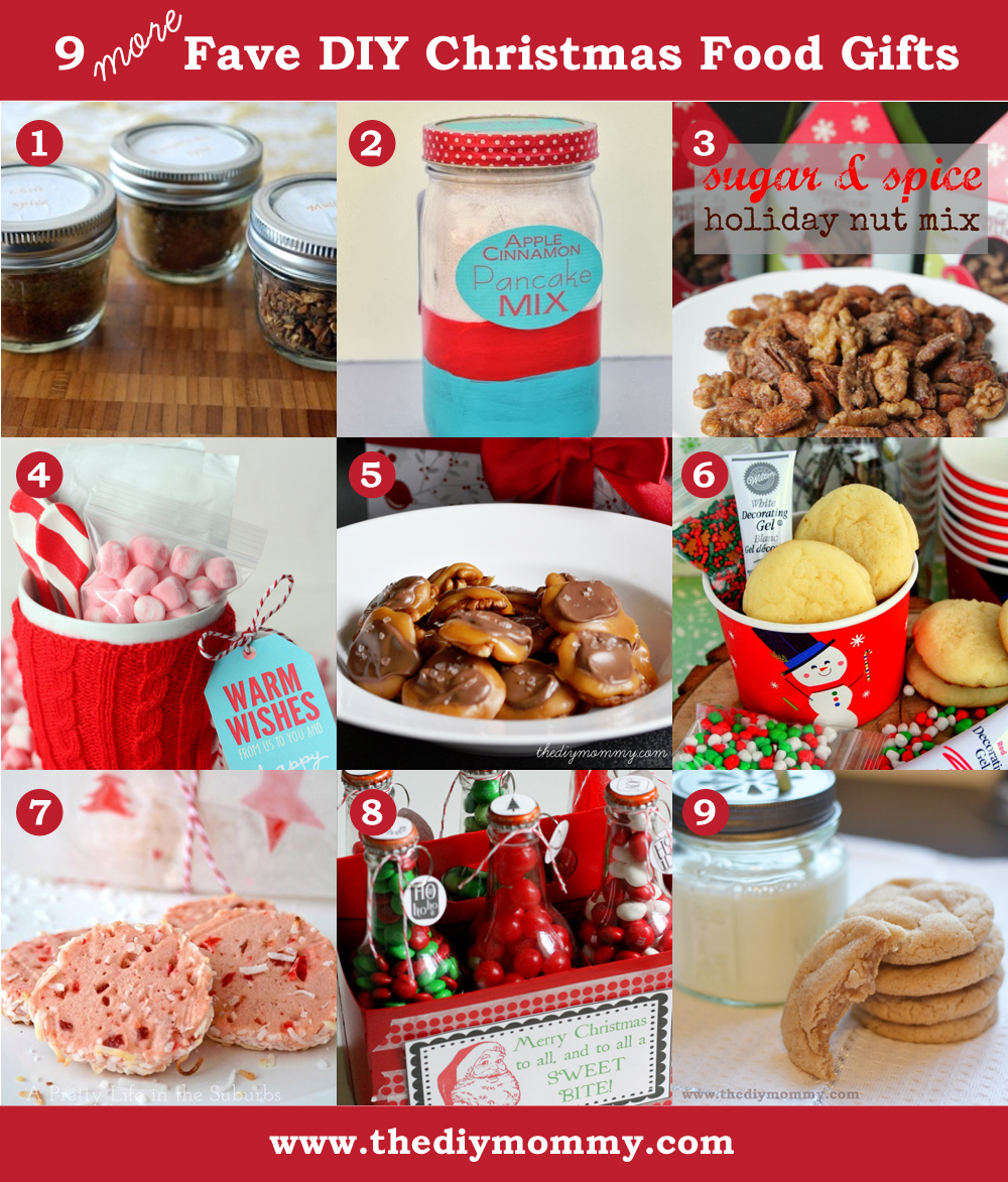 12 gifts of christmas apple recipes