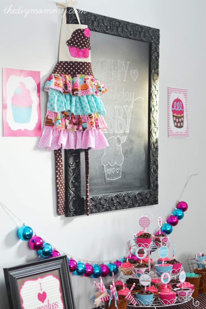 Bake Shoppe Party - The DIY Mommy