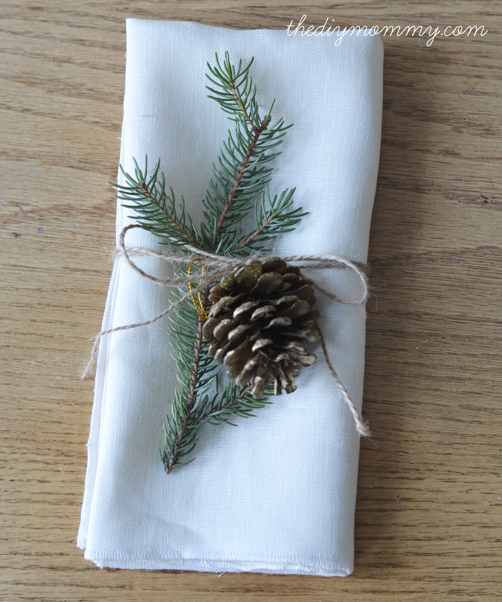 Sew Linen Napkins How To Make A Rolled Hem With A Serger The Diy Mommy