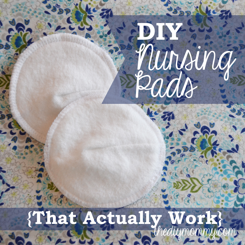 How To Sew Super Absorbent Diy Nursing Pads That Actually Work There S A Special Fabric