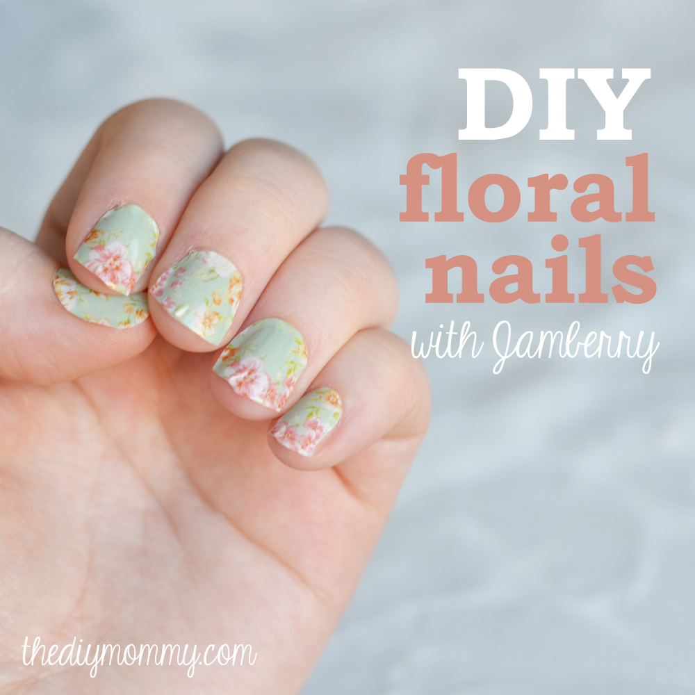 Diy Jamberry Nails Best Nail Designs 2018