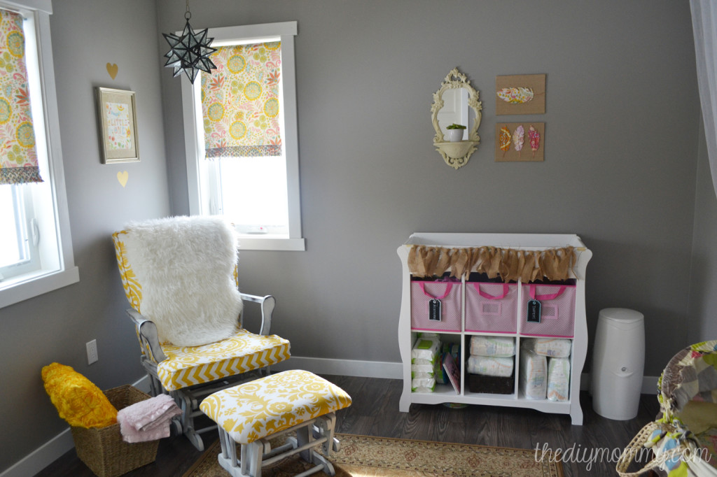 Diy Crafts For Baby Room: The DIY Mommy