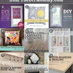 9 Favourite DIY Home Decor Tutorials