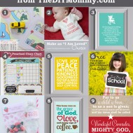 9 Favourite Free Printables (From 2009-2014)