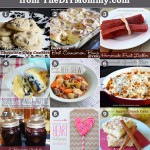 9 Favourite Recipes from The DIY Mommy