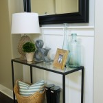 Entryway Makeover from Life on Virginia Street