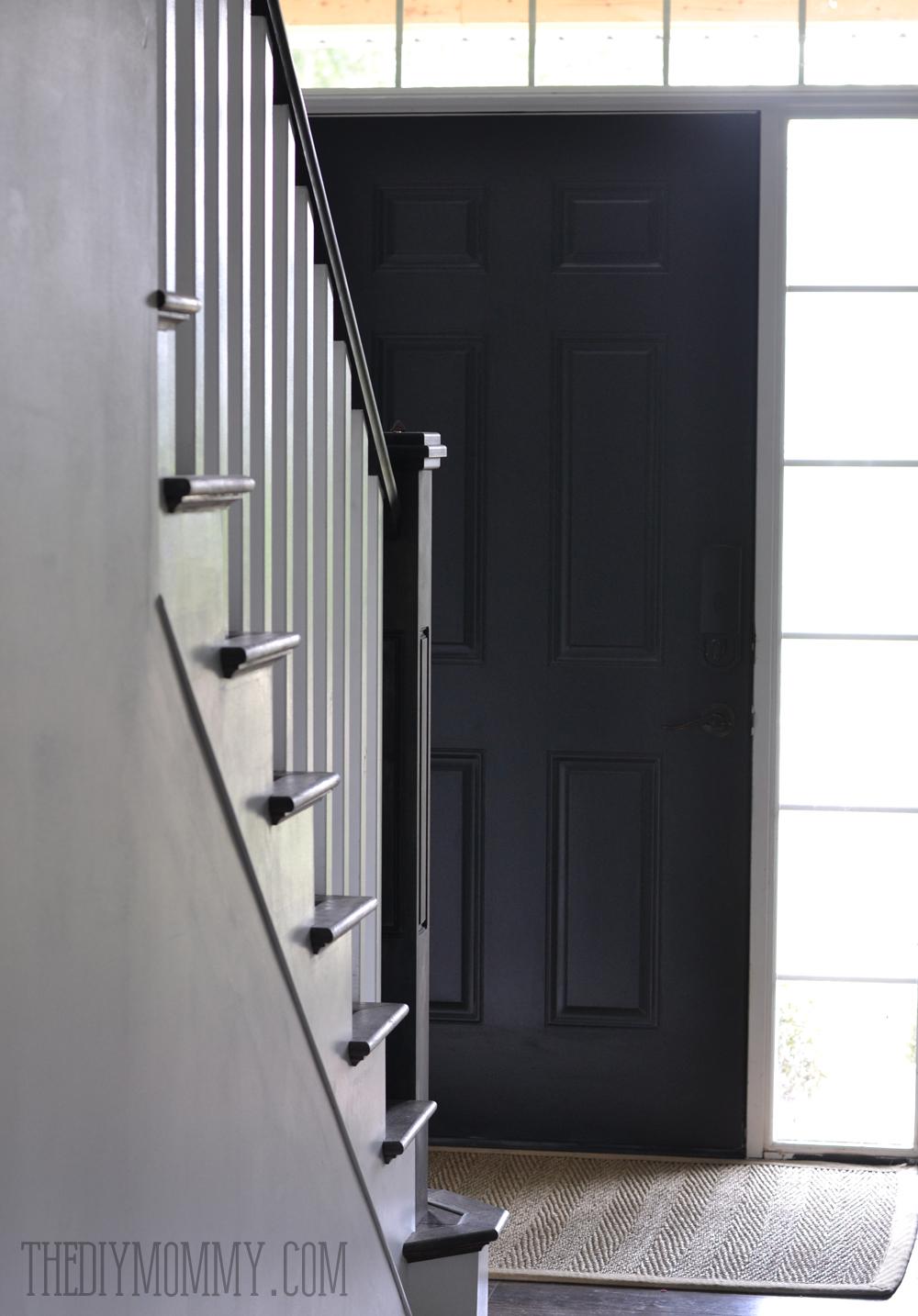 Great Front Door Painting