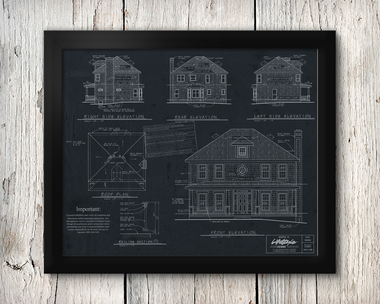 Make vintage blueprint artwork from your house plan with how to make restoration hardware inspired vintage blueprint artwork from your house plan malvernweather Choice Image