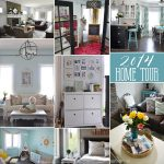 Our DIY House 2014 Home Tour
