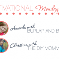 Motivational Monday #12: Craft, DIY & Home Decor Link Party