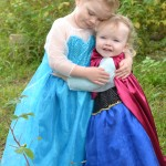 Free Pattern and Tutorial for Frozen Elsa and Anna Dresses