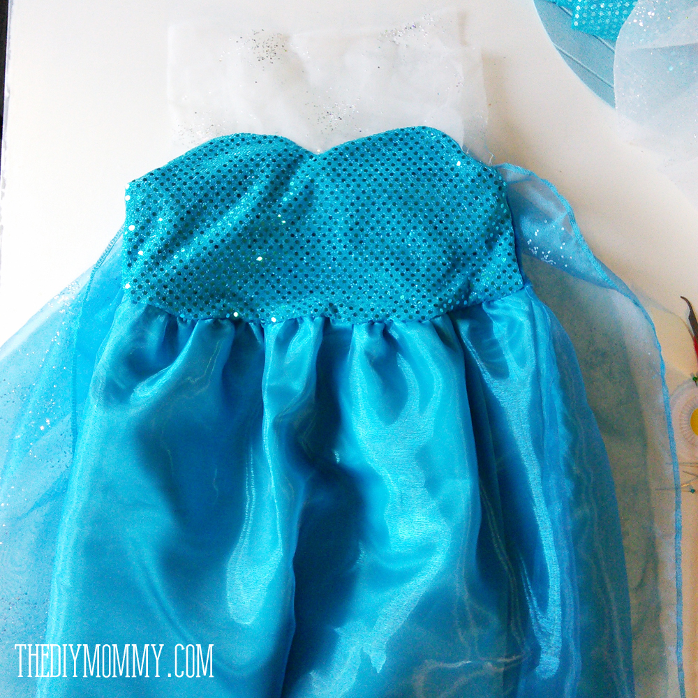 Elsa-from-Frozen-inspired-Snow-Princess-Dress-2