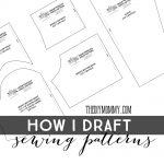 How to Draft Sewing Patterns with Adobe Illustrator + Intel AIO