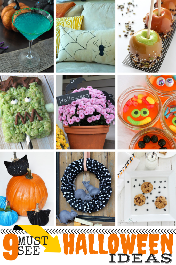 9 Creative DIY Halloween Craft Ideas