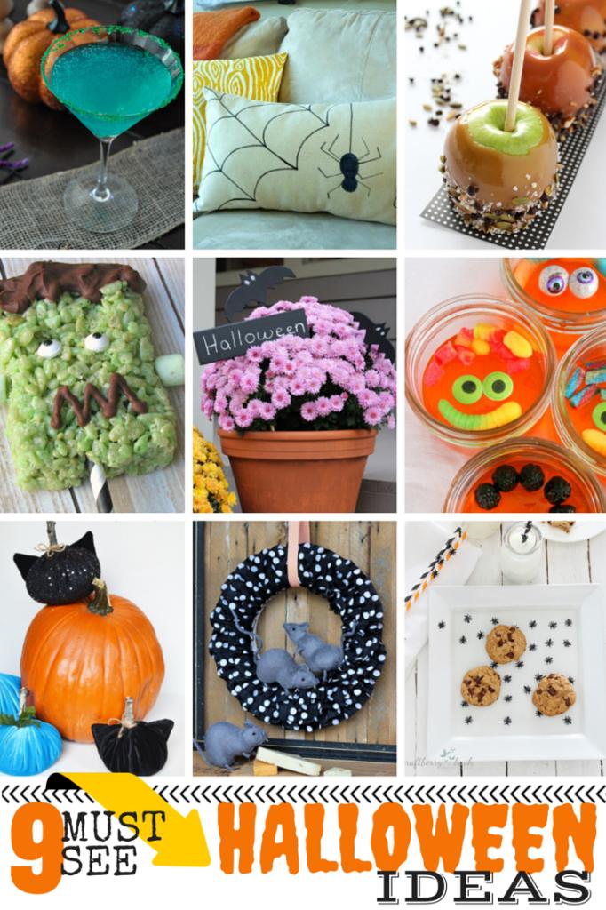 9 Creative DIY Halloween Craft Ideas