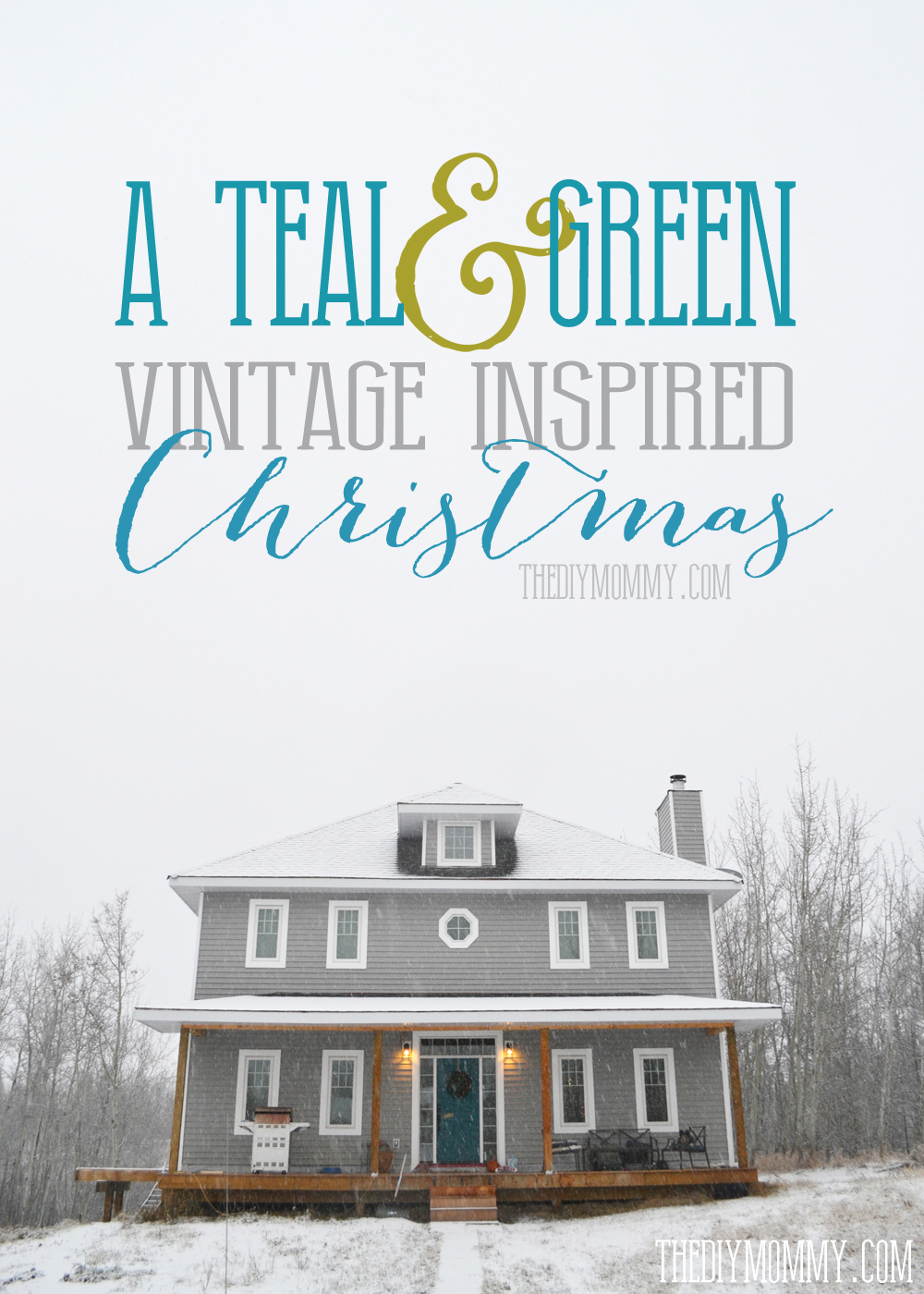 A-Teal-and-Green-Vintage-Inspired-Christmas