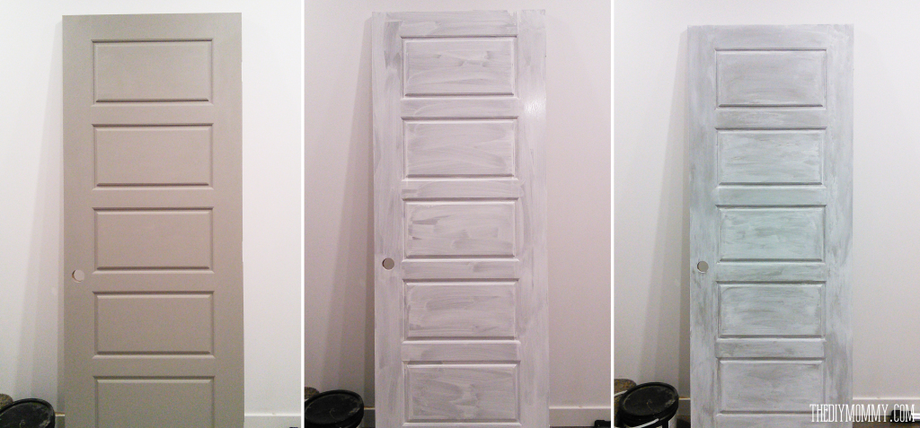Wonderful How To Prepare A Door For Painting Design