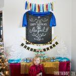 Inexpensive, DIY Frozen birthday party ideas