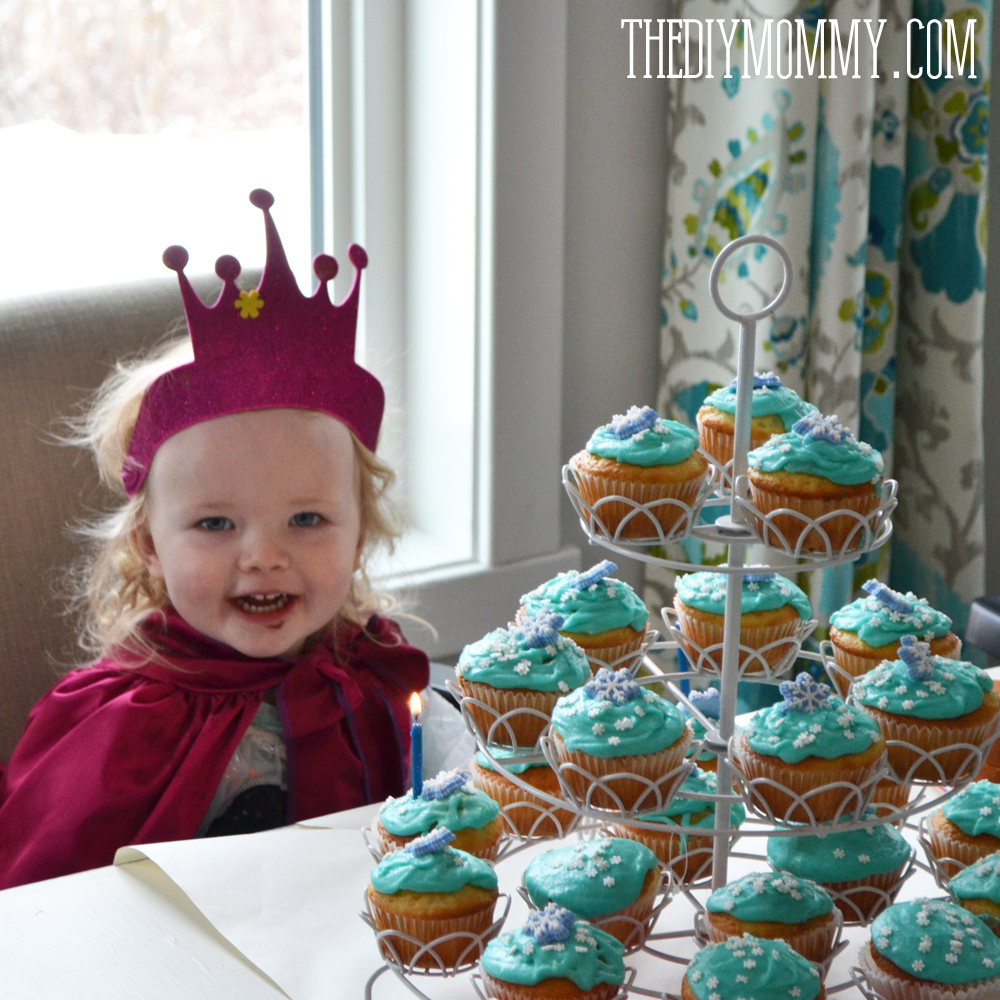 """A Frozen Inspired """"Anna"""" Party 