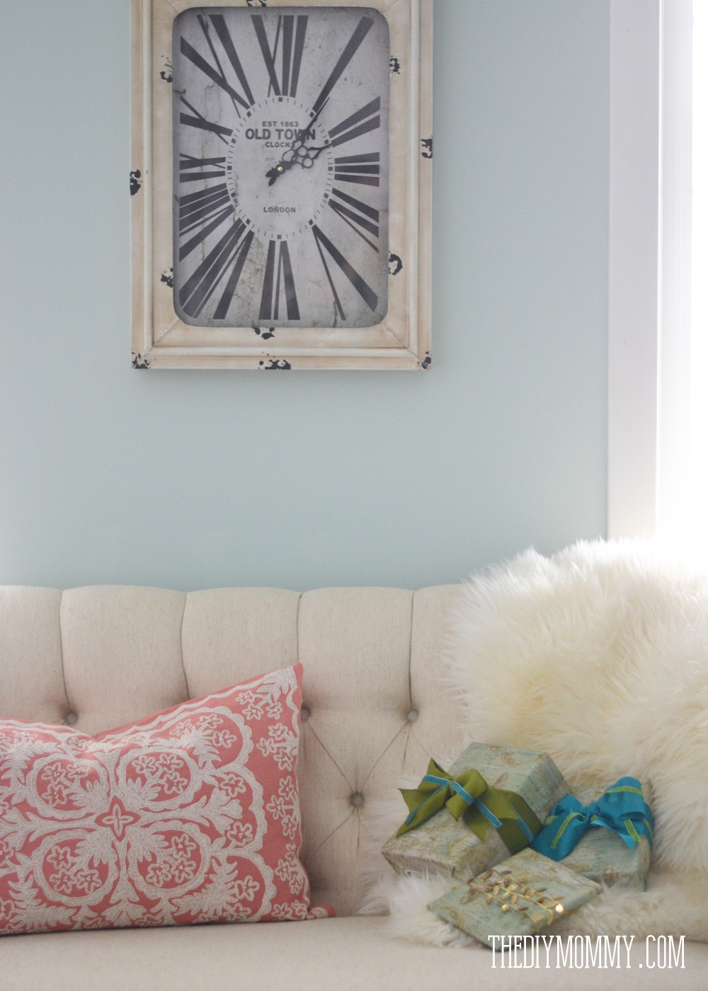 The Waikoloa Embroidered Pillow from Taylor Linens Giveaway