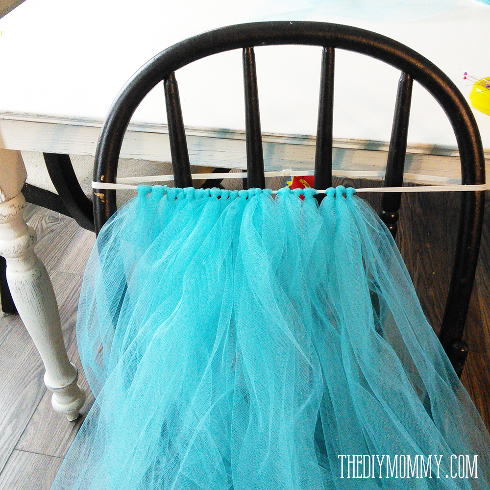 Easy DIY Frozen Inspired Dance Costume (Bodysuit + Tutu)