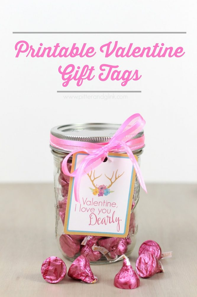 Printable Valentine Gift Tags Title2