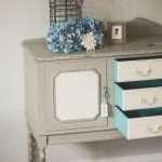 French Provincial Sideboard - ASCP French Linen & Old White