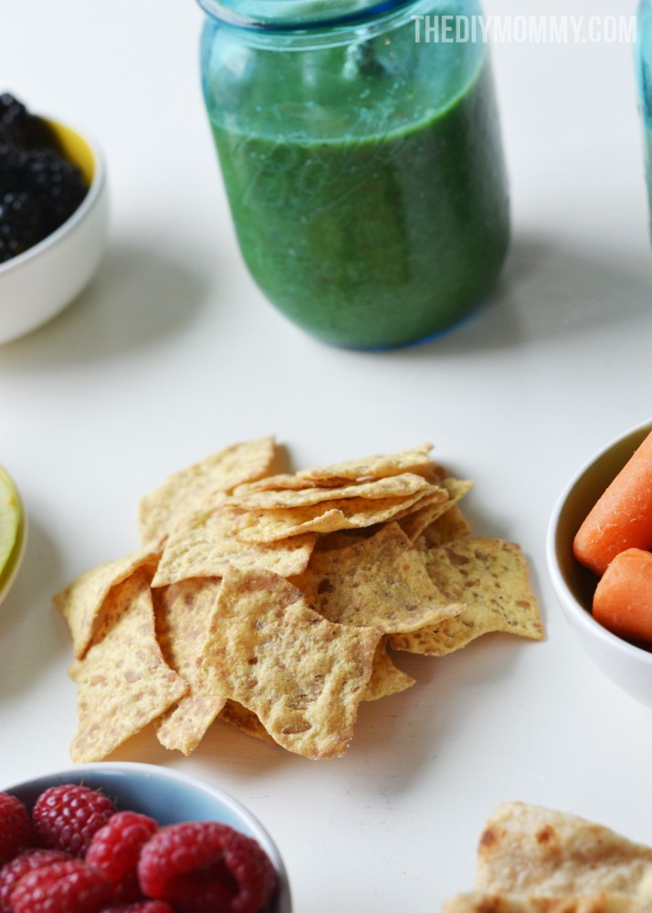 Easy, High Fiber Snack Ideas