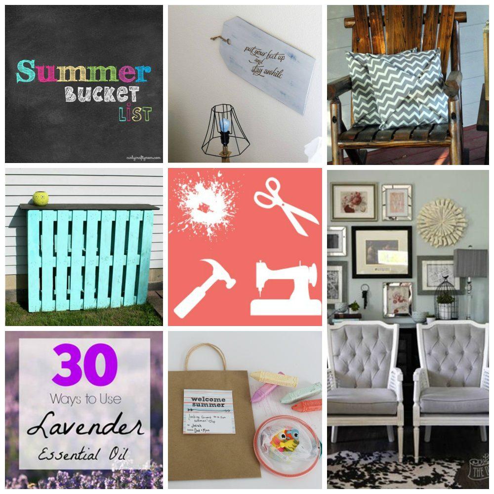 Diy Home Decor Instagram: Motivational Monday #50: Craft, DIY & Home Decor Link