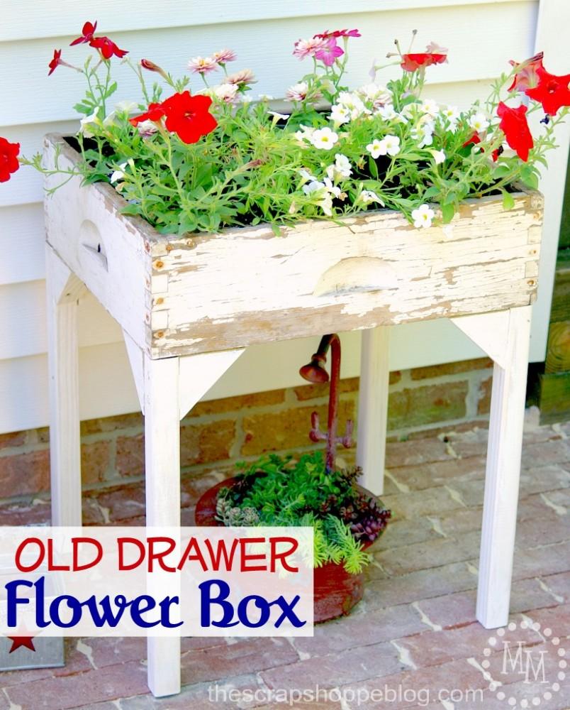 old-drawer-flower-box