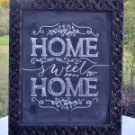 A step by step video with tricks on how to make perfect, professional chalkboard art