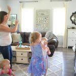 How to stay active when you're at home with the kids