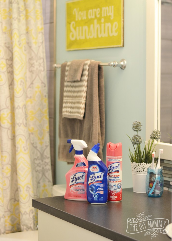 Lysol Bathroom Cleaners