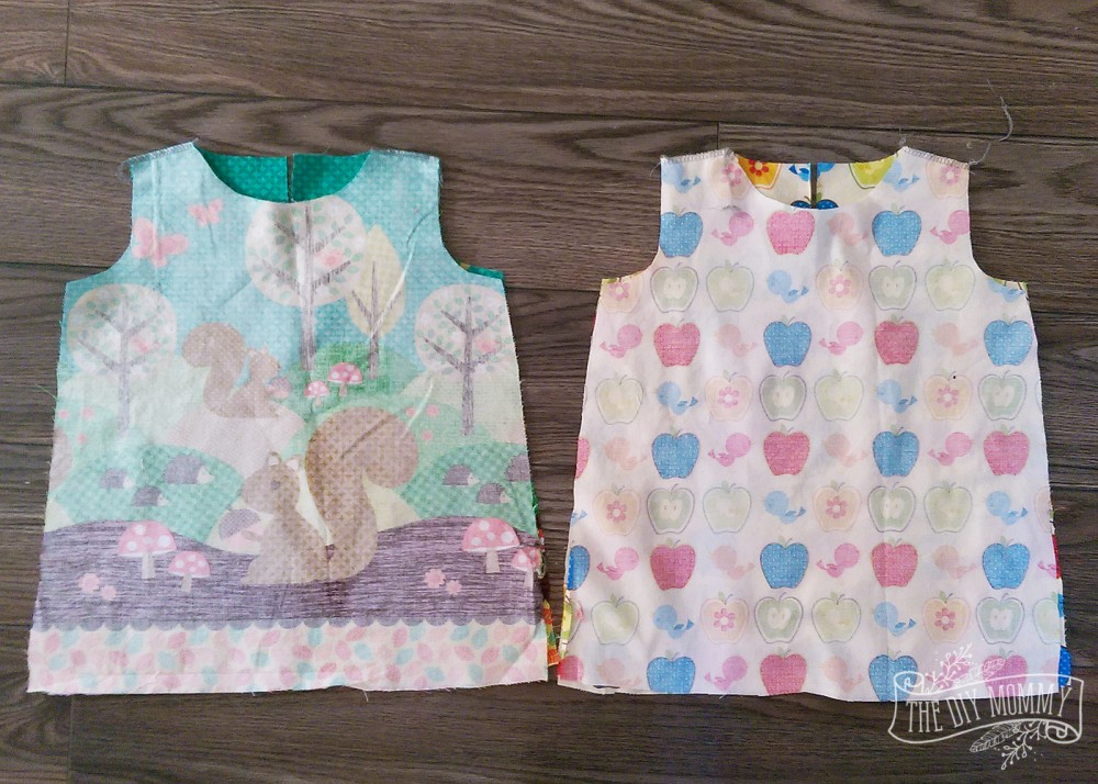How to Sew a Reversible Baby Jumper (With a Free Pattern!) | The DIY ...