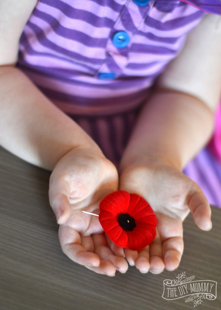 How to talk to your kids about Remembrance Day. Great Resources