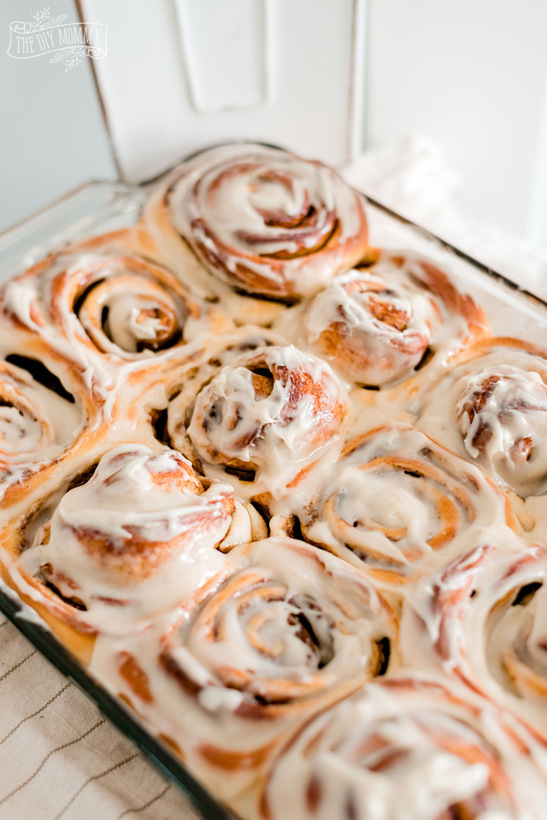Best Cinnamon Buns Ever - Clone of a Cinnabon Recipe