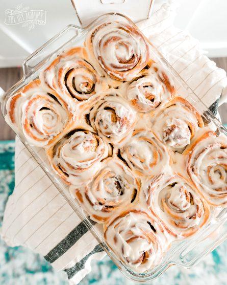 Best Cinnamon Buns Ever - Clone of a Cinnabon Recipe