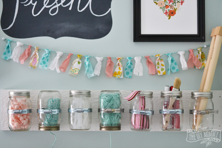 DIY-Hanging-Mason-Jar-Craft-Supply-Stora