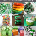 Delicious treat and snack ideas for St. Patrick's Day!