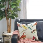How to Sew a Really Easy Throw Pillow Cover (Video)