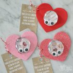 Love Bug Valentine Kid's Craft (Video)