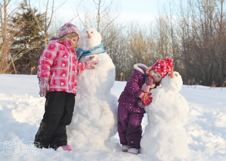 Tons Of Free Winter Family Activity Ideas