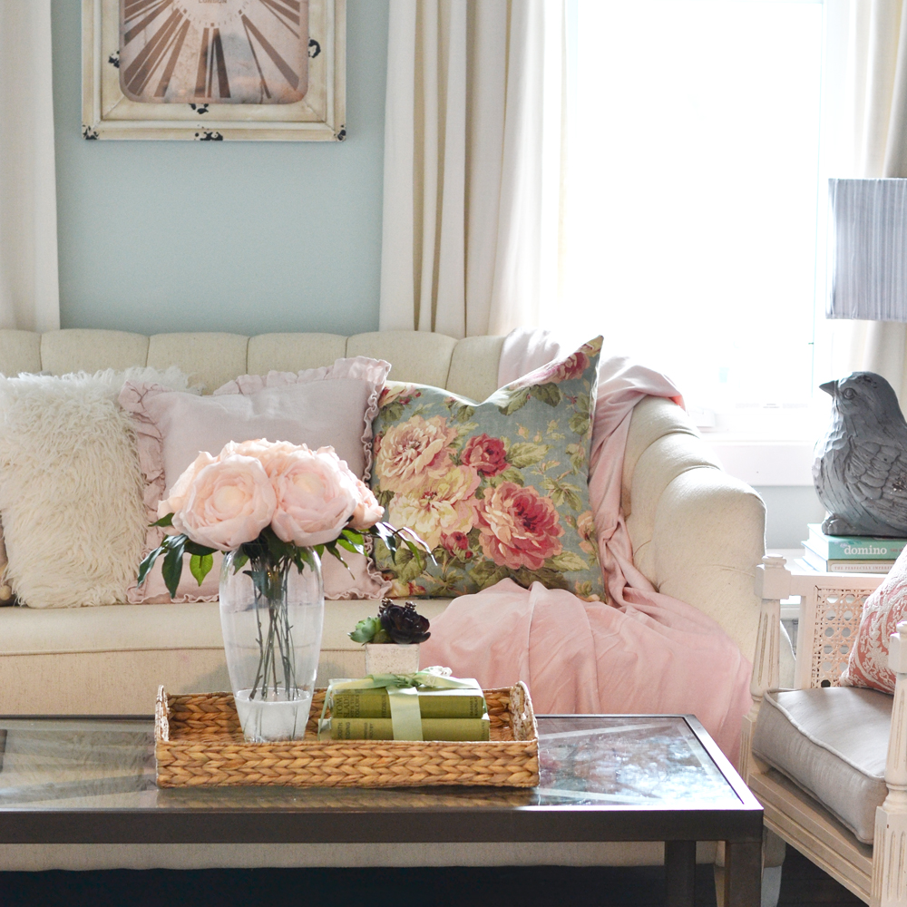 floral living room ideas how to make realistic fabric peonies with stems 13158