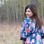 Sew an Easy Kimono Cardigan with a Fringe (Video)
