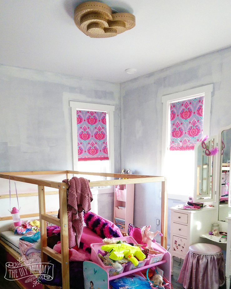 DIY Room Painting Tips (+ Little C's Bedroom Makeover Progress For The ORC)