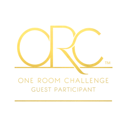 One Room Challenge Badge
