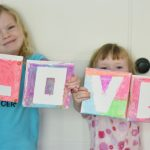 Kids' Canvas Art for Mother's Day (Video)