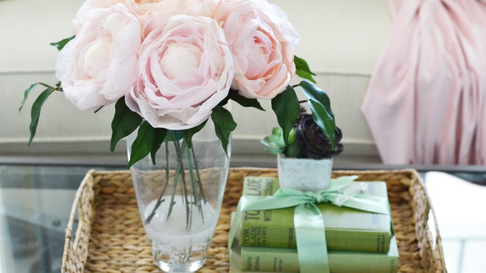 How to make faux floral arrangments look more realistic - Tip Tuesday video